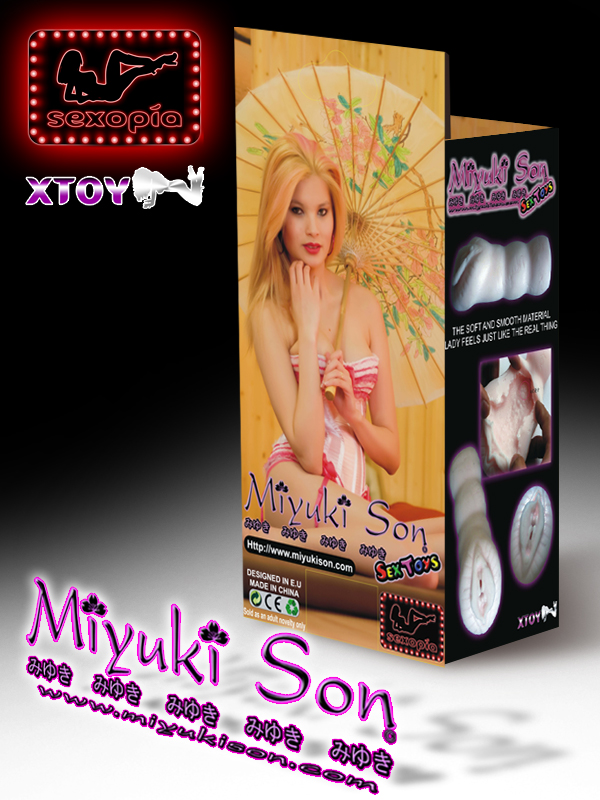 Queréis tener la replica de la vagina de Miyuki Son?