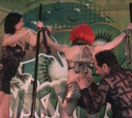 Vídeo Gratis: Mago Pepe Show, Mistress Minerva y Nora Barcelona en Salón Erótico de Murcia 2014