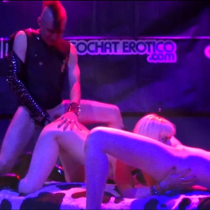 "Nora Barcelona, Bianca Resa y Rat Penat Show ""PornoVampiros"" Erotic Festival Tour"