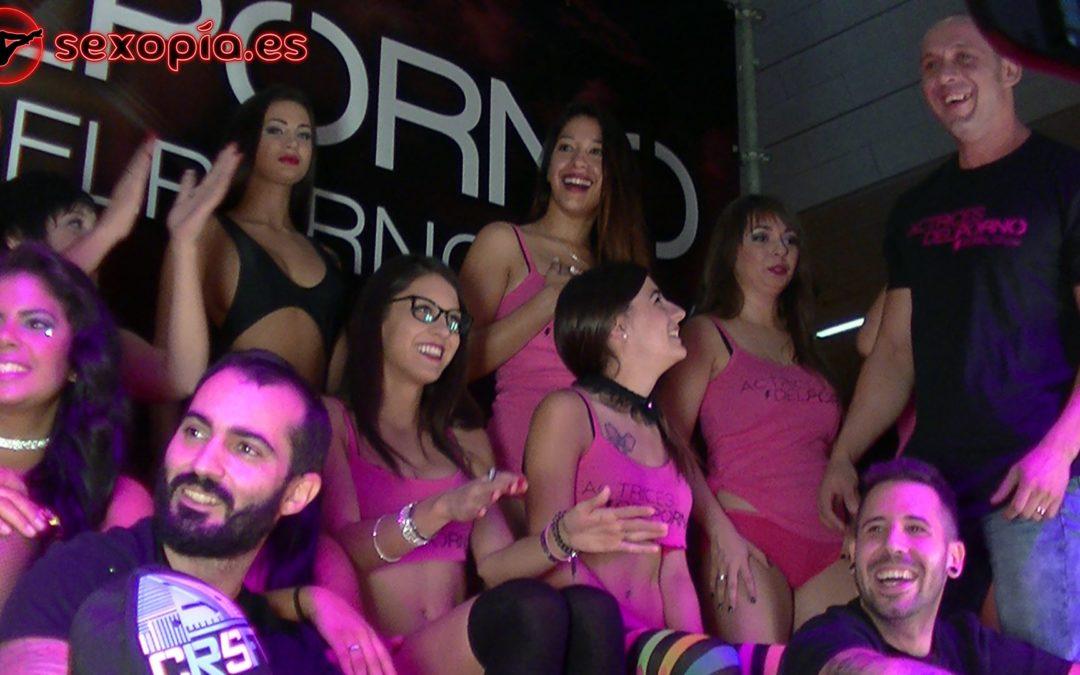 Sexopía en el Salón Erótico de Barcelona 2016